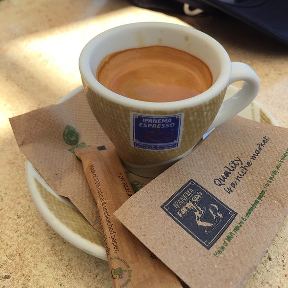 Espresso @ Alfa Bar