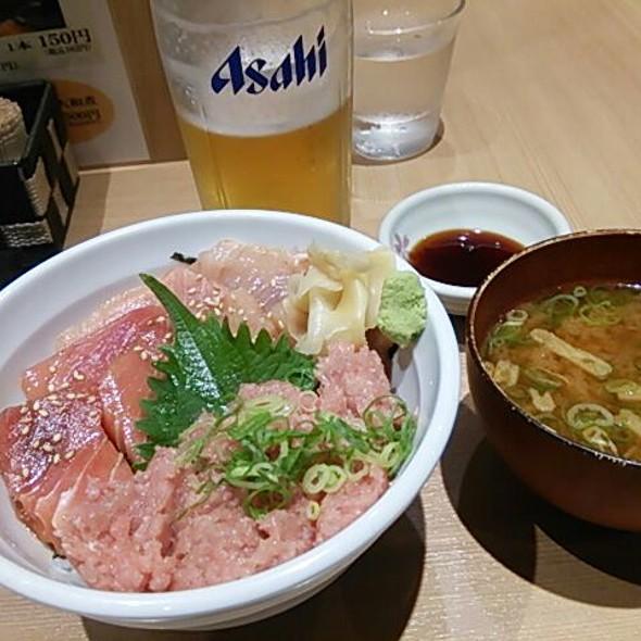 特選三崎丼