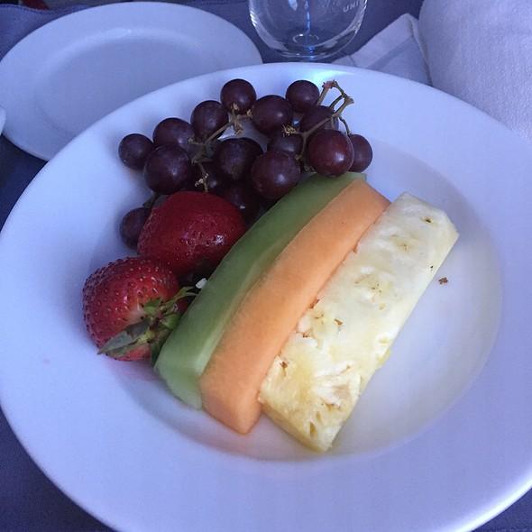 Fruit Salad @ United Airlines