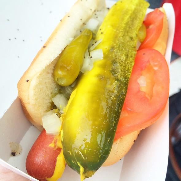 Chicago Dog @ America's Dog