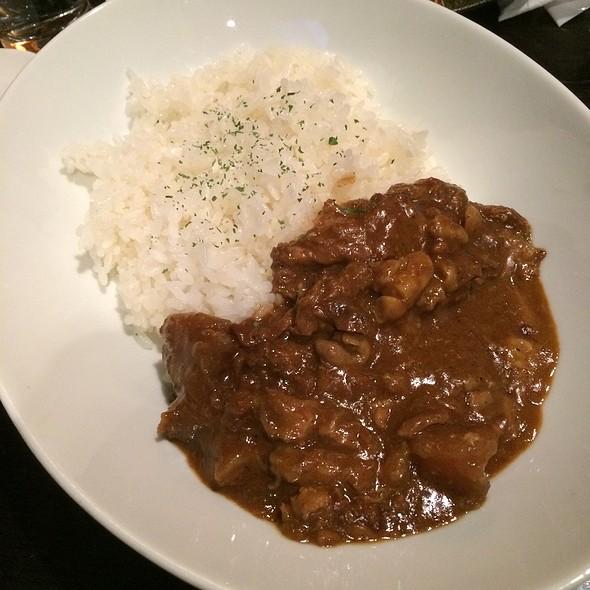 Beef Tendon Curry Rice @ マザーハウス