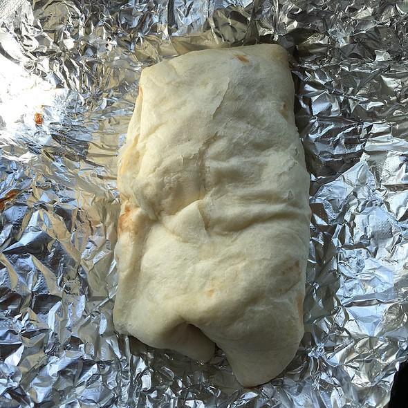 Breakfast Burrito @ K J's Cafe