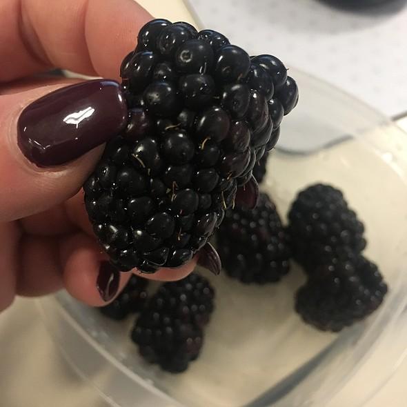 Blackberries @ Work