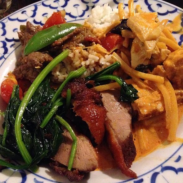 My Plate @ Sa Wad Dee Thai Restaurant