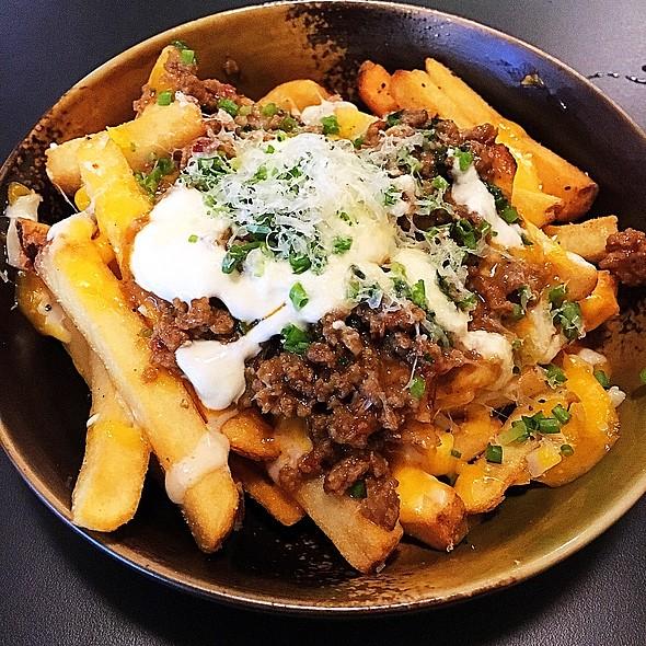 Cheese Fries @ Bucky's Poblacion
