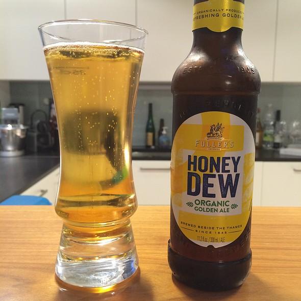 Fuller's Organic Honey Dew Beer @ My Best Home Cooking