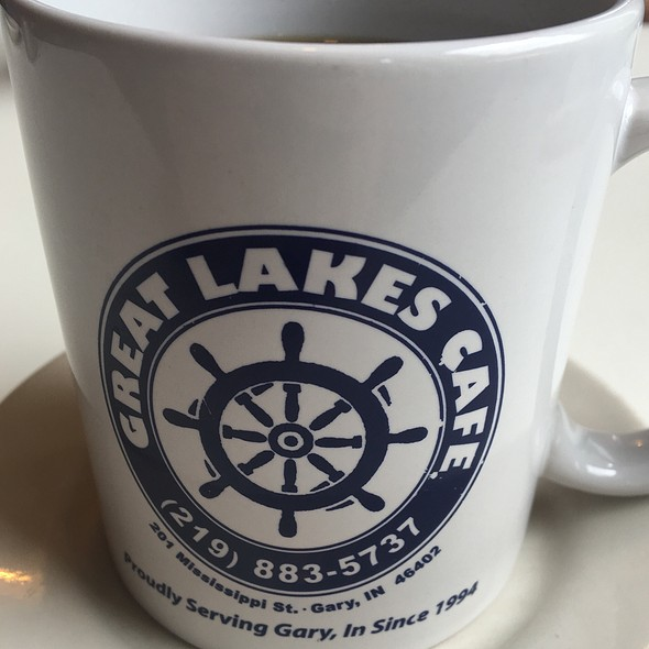 Coffee @ Great Lakes Cafe