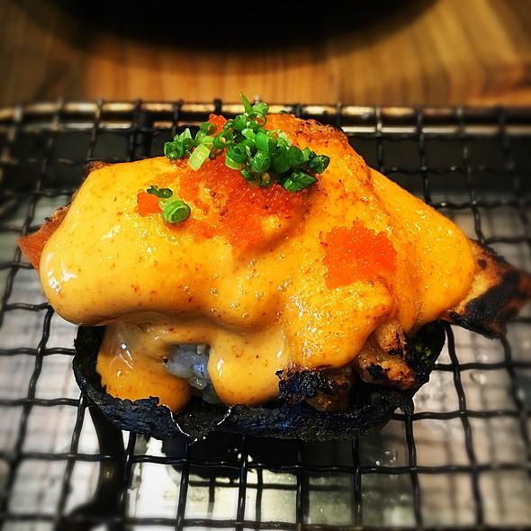 Soft Shell Crab Taco-Maki @ Ooma