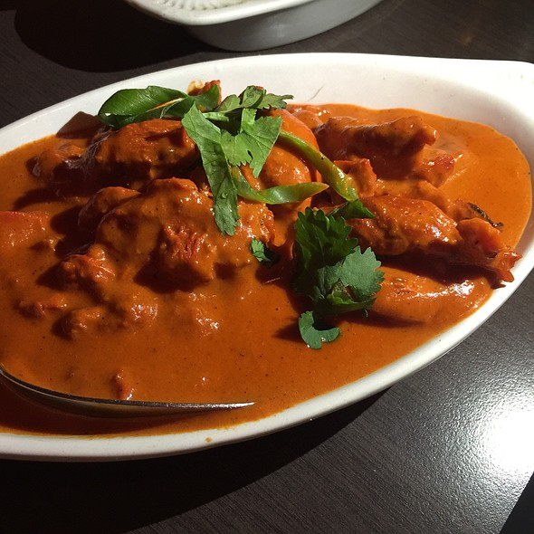 Butter Chicken Curry @ Indian Brothers Restaurant