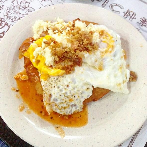Fried Egg @ El Trapiche