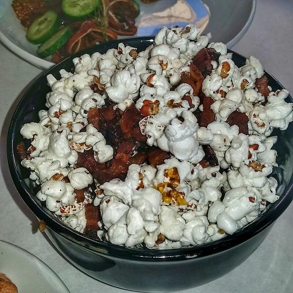 Bacon Fat Heirloom Popcorn @ citizen public house