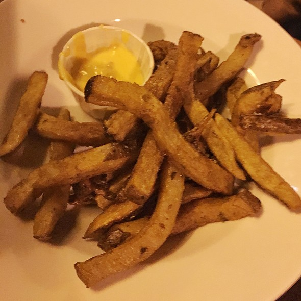 Frites @ Pot Masson