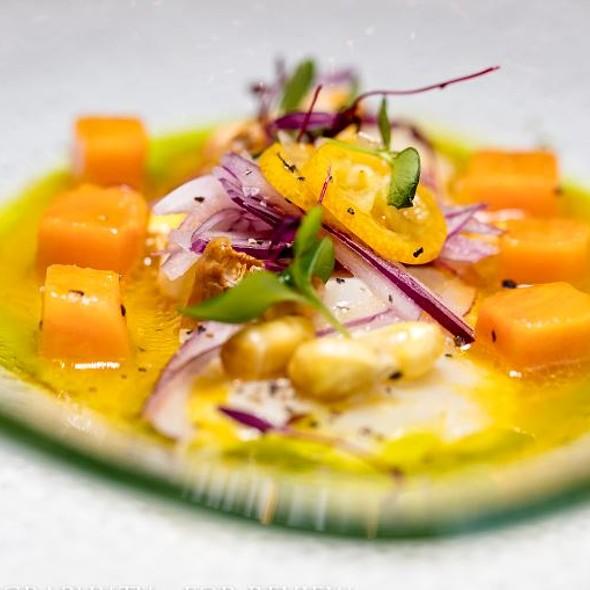Scallop Ceviche @ Nirvana Kitchen