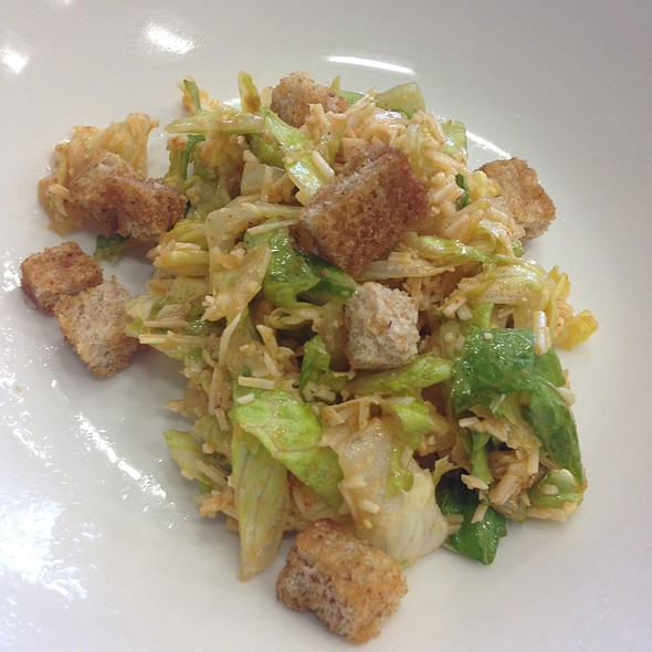 Texas Chipotle Caesar Salad