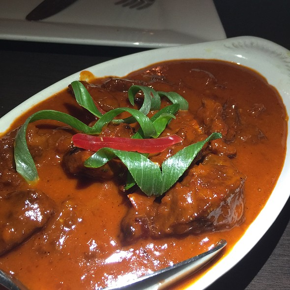 Lamb Nisha Curry