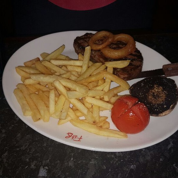 Steak, Rare