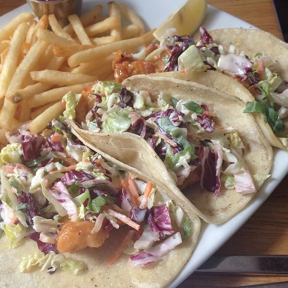 fish tacos - Dolphin Restaurant, Yonkers, NY