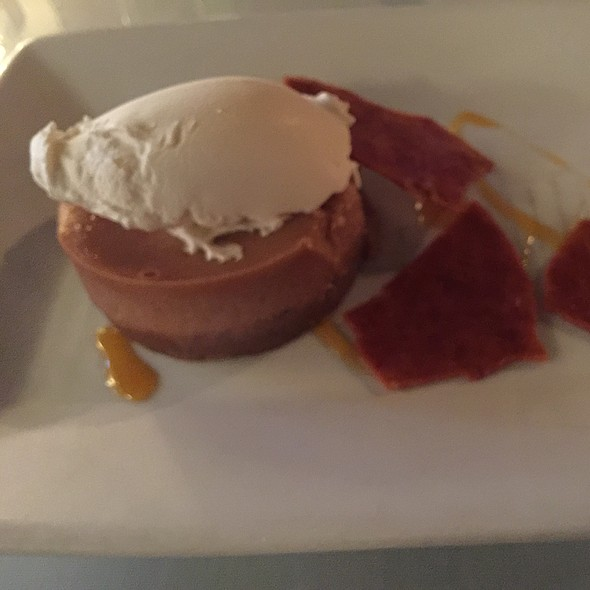 Cheesecake - Sage Restaurant - Tallahassee, Tallahassee, FL