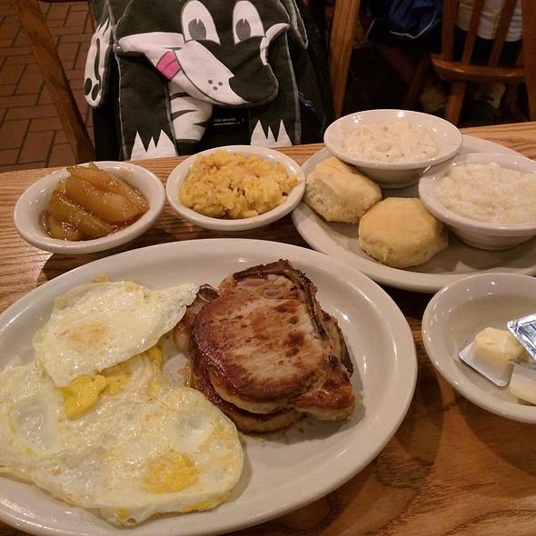 Country Boy Breakfast
