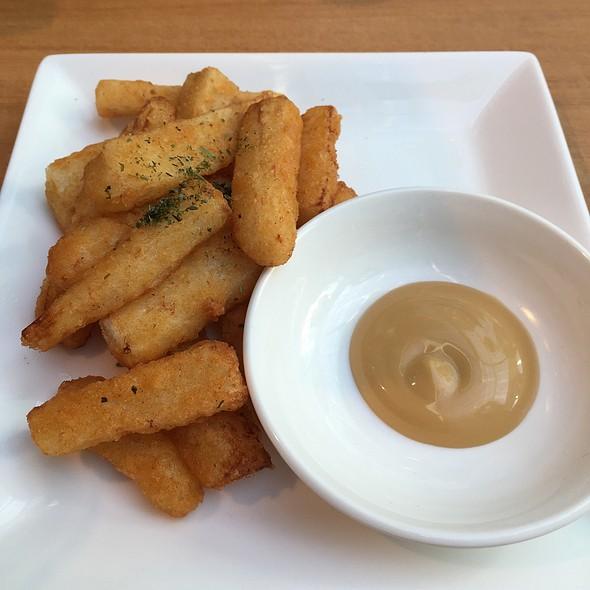 Yamaimo Fries @ Ippudo Macquarie