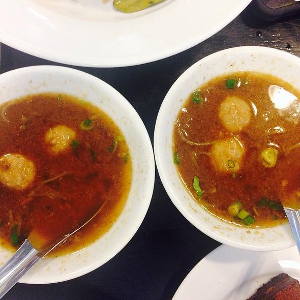 Bakso Soup