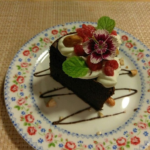 Chocolate Cake @ Le Temps 食光1998