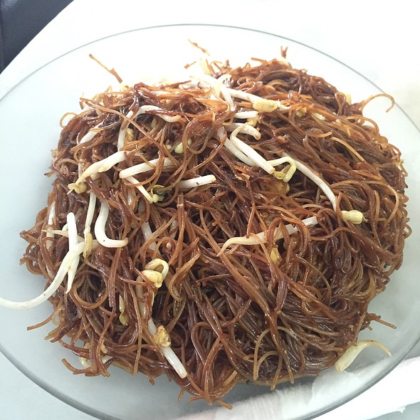 Fried Bee Hoon (Vermicelli)
