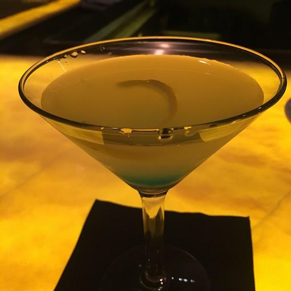 Sapphire Martini - Izakaya Fu-Ga, Los Angeles, CA