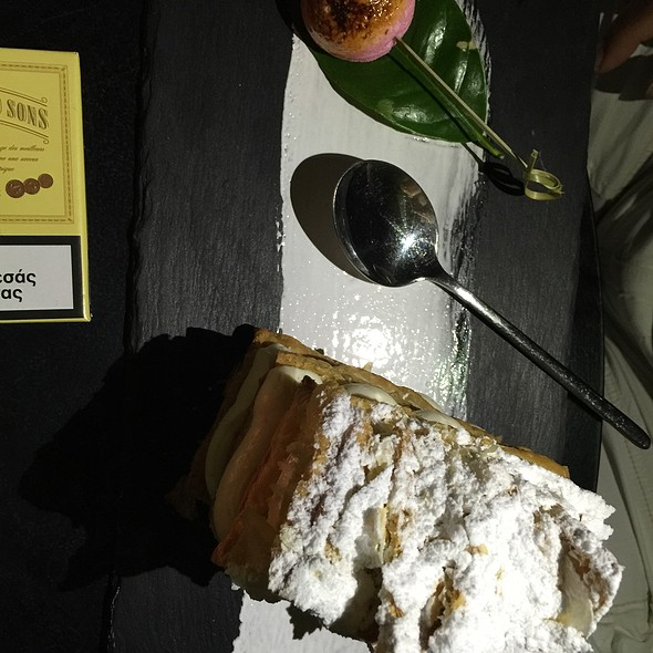 Millefeuille @ Two Spoons