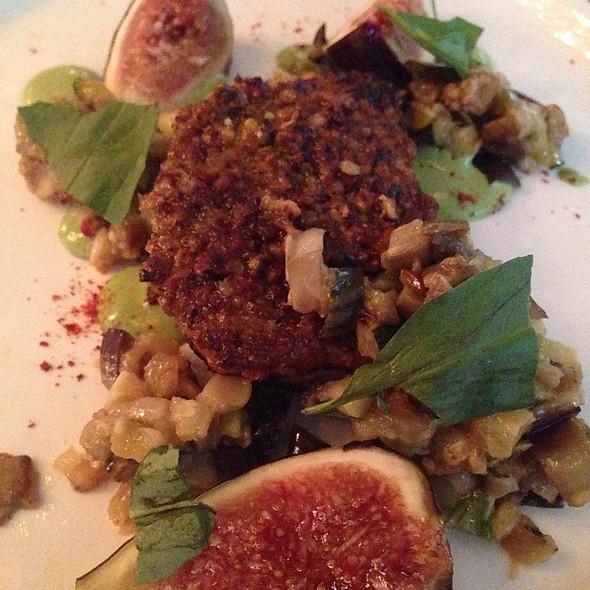 Pecan Crusted Fish @ Lenoir