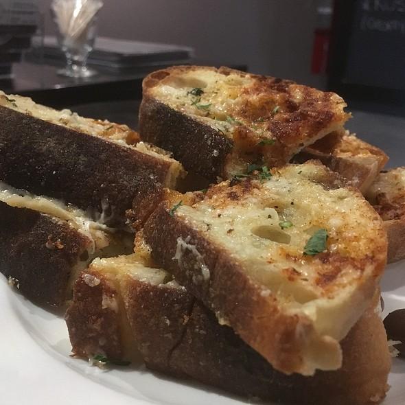 Garlic Bread @ Mission Street Oyster Bar