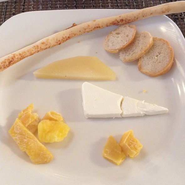 Cheese Station, Lunch Buffet @ Maribago Bluewater Beach Resort and Spa