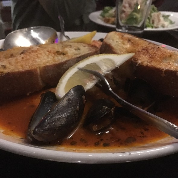 Cioppino @ Mission Street Oyster Bar