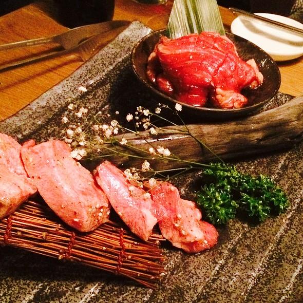 Wagyu Yakiniku Beef