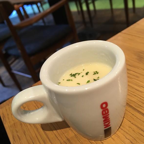 Potato Potage Soup @ Alze