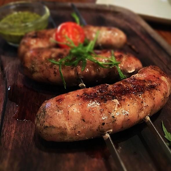 Salsiccia alla Griglia @ SALVATORE CUOMO & BAR
