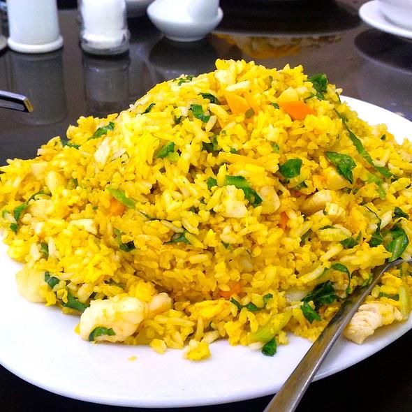 Yang Chow Fried Rice @ Ocean Seaside Restaurant