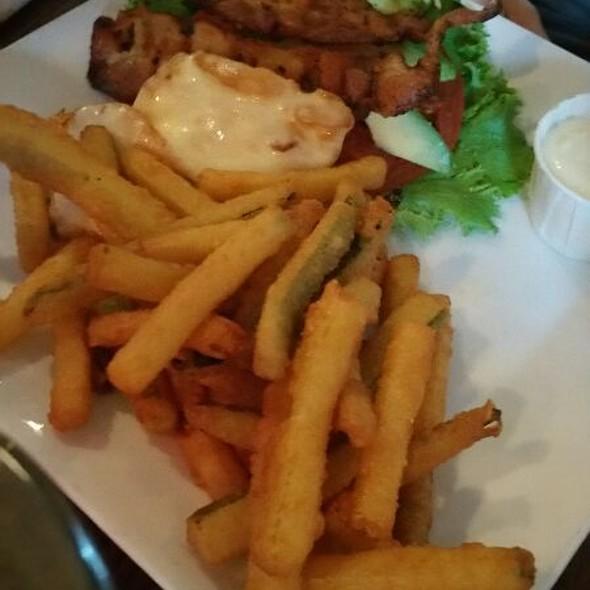 Breakfast Burger @ Haywire Burger Bar