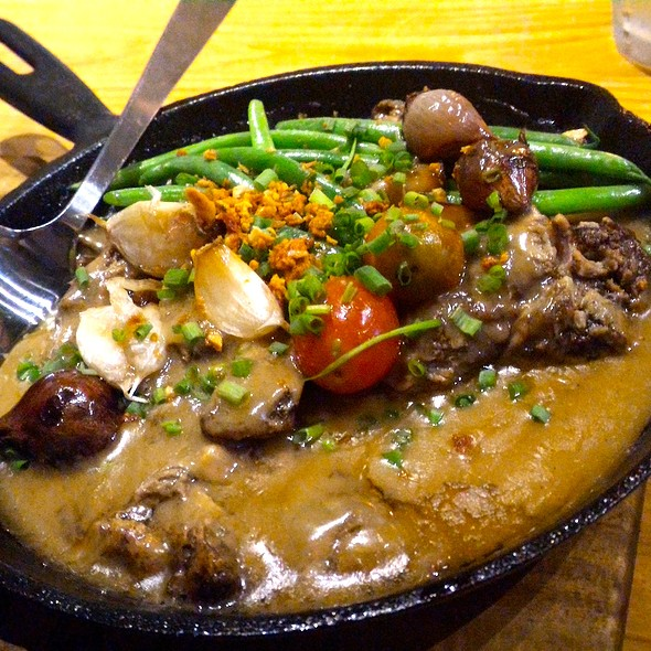 Sizzling Sinigang @ Locavore
