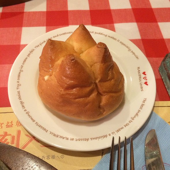 Rakeru Bread