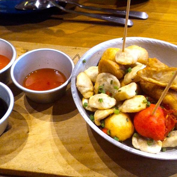 Street Food Platter @ Locavore