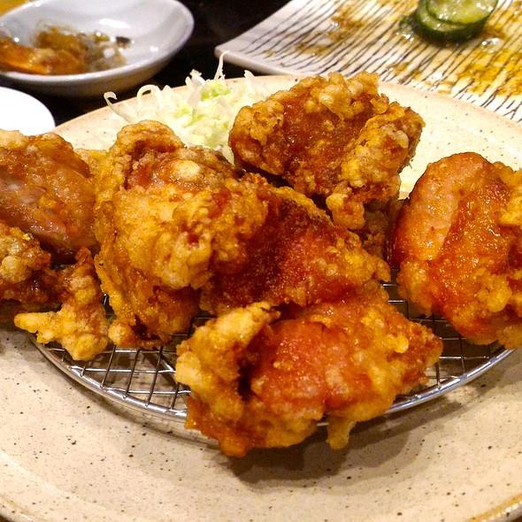 Chicken Karaage @ Ramen Nagi
