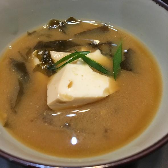 Miso Soup @ HAFH