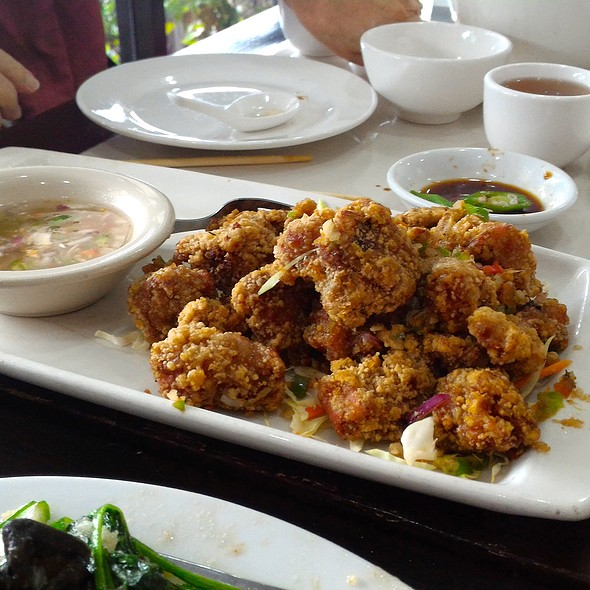 Salt And Pepper Spareribs @ Mien-San Noodle House