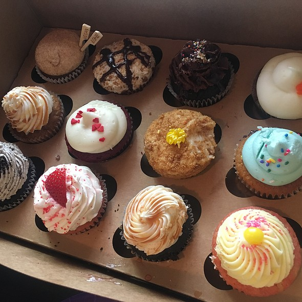 #Cupcakes @ Home