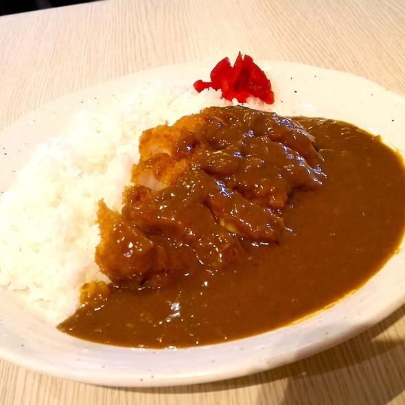 Katsu Curry Rice @ Oedo Japanese Restaurant