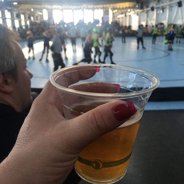 Little Sumpin' Sumpin' Ale @ Roller Derby