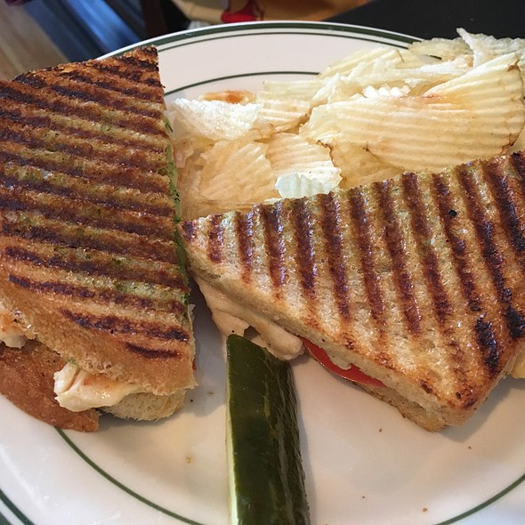 Grilled Cheese @ Irving Farm Coffee House