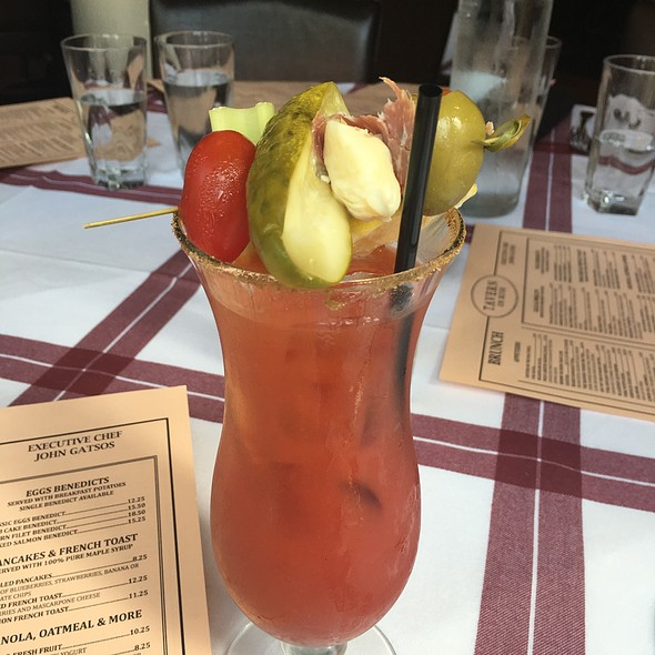 Bloody Mary - Tavern on Rush, Chicago, IL