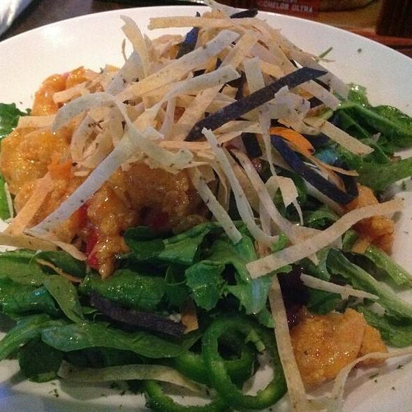 Zydeco Salad @ Walk On's